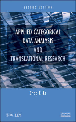 Applied Categorical Data Analysis and Translational Research (Paperback)