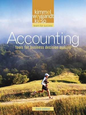 Accounting: Tools for Business Decision Making (Hardback)