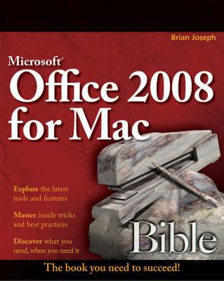 Microsoft Office 2008 for Mac Bible - Bible (Paperback)