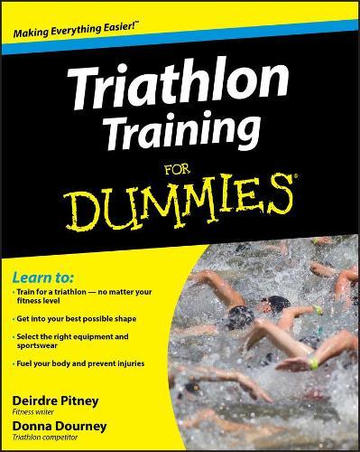 Triathlon Training For Dummies (Paperback)