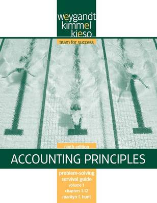 Accounting Principles: Problem Solving Survival Guide v. 1, Chapters 1-12 (Paperback)