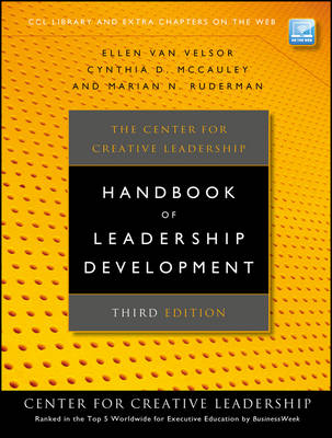 The Center for Creative Leadership Handbook of Leadership Development - J-B CCL (Center for Creative Leadership) (Hardback)