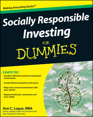 Socially Responsible Investing For Dummies (Paperback)