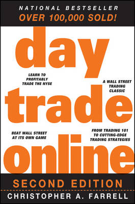 Day Trade Online - Wiley Trading (Hardback)