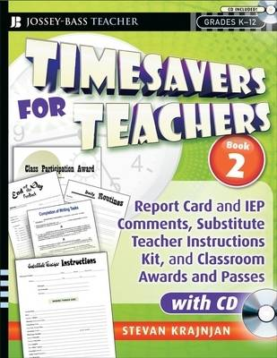 Timesavers for Teachers - Timesavers for Teachers 2 (Paperback)