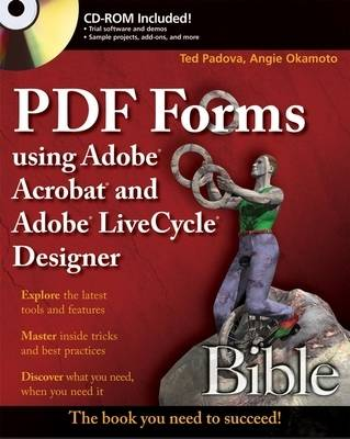 PDF Forms Using Acrobat and LiveCycle Designer Bible - Bible (Paperback)