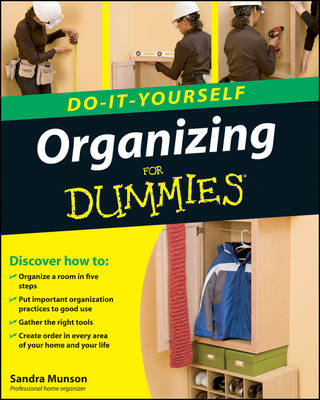 Organizing Do-It-Yourself For Dummies (Paperback)