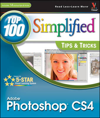 Photoshop CS4 - Top 100 Simplified Tips and Tricks (Paperback)