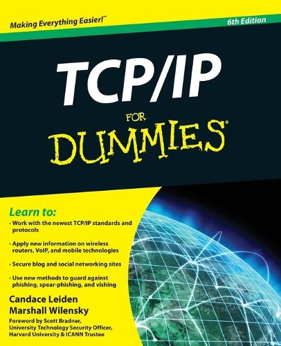 Tcp/IP for Dummies (R), 6th Edition (Paperback)