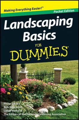 Landscaping Basics For Dummies (Paperback)