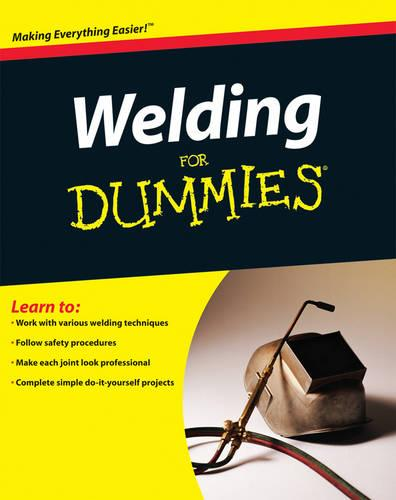 Welding For Dummies (Paperback)