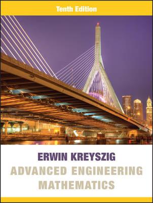 Advanced Engineering Mathematics 10E (Hardback)
