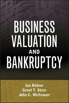 Business Valuation and Bankruptcy - Wiley Finance (Hardback)