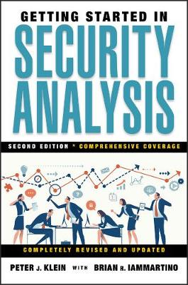 Getting Started in Security Analysis - Getting Started In... (Paperback)
