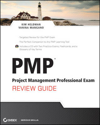 PMP Project Management Professional Exam Review Guide (Paperback)