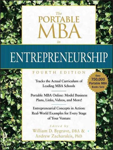 The Portable MBA in Entrepreneurship - The Portable MBA Series (Hardback)