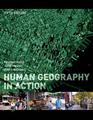 Human Geography in Action (Paperback)