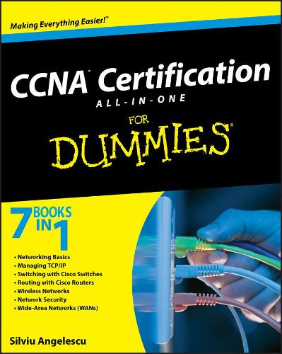 CCNA Certification All-in-One For Dummies (Paperback)