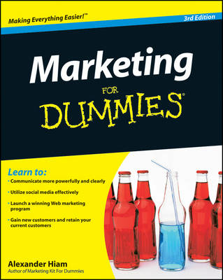 Marketing For Dummies (Paperback)
