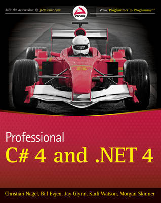Professional C# 4.0 and .NET 4 (Paperback)