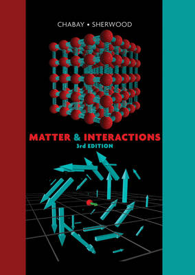 Matter and Interactions (Hardback)