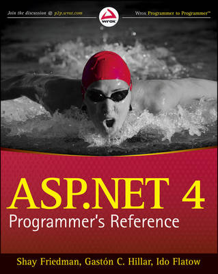 ASP.NET 4 Programmer's Reference (Paperback)