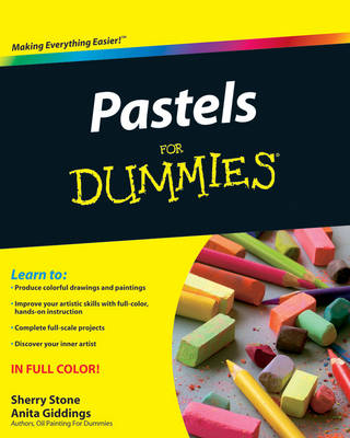 Pastels For Dummies (Paperback)