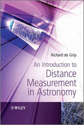 An Introduction to Distance Measurement in Astronomy (Paperback)