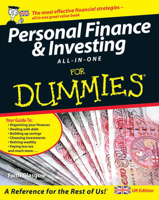 Personal Finance and Investing All-in-One For Dummies (Paperback)