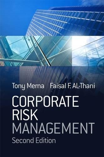 Corporate Risk Management (Hardback)