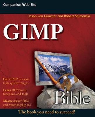 GIMP Bible - Bible (Paperback)