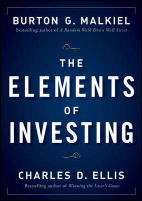 The Elements of Investing (Hardback)