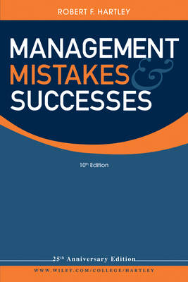 Management Mistakes and Successes (Paperback)