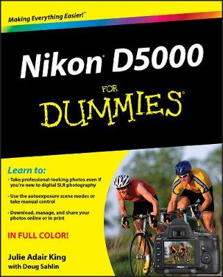 Nikon D5000 For Dummies (Paperback)