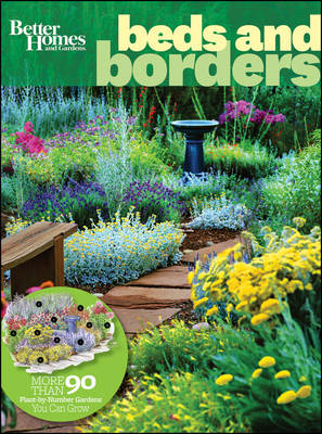 Beds and Borders: Better Homes and Gardens (Paperback)