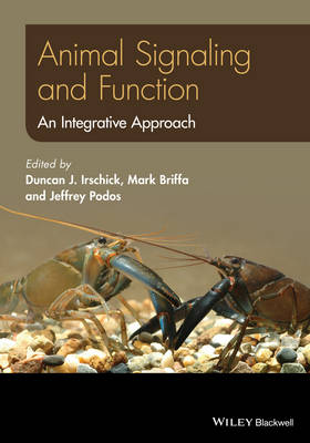 Animal Signaling and Function: An Integrative Approach (Hardback)