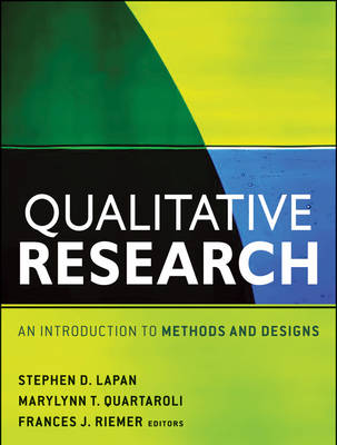 Qualitative Research: An Introduction to Methods and Designs - Research Methods for the Social Sciences (Paperback)