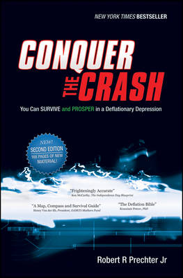 Conquer the Crash: You Can Survive and Prosper in a Deflationary Depression (Hardback)