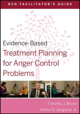 Evidence-Based Treatment Planning for Anger Control Problems Facilitator's Guide - Evidence-Based Psychotherapy Treatment Planning Video Series (Paperback)