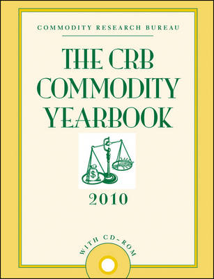 The CRB Commodity Yearbook 2010 (Hardback)