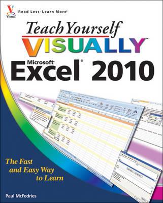 Teach Yourself VISUALLY Excel 2010 - Teach Yourself VISUALLY (Tech) (Paperback)