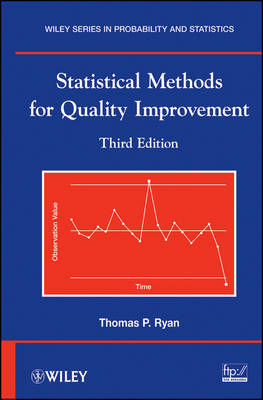 Statistical Methods for Quality Improvement - Wiley Series in Probability and Statistics (Hardback)