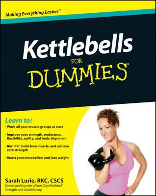 Kettlebells For Dummies (Paperback)