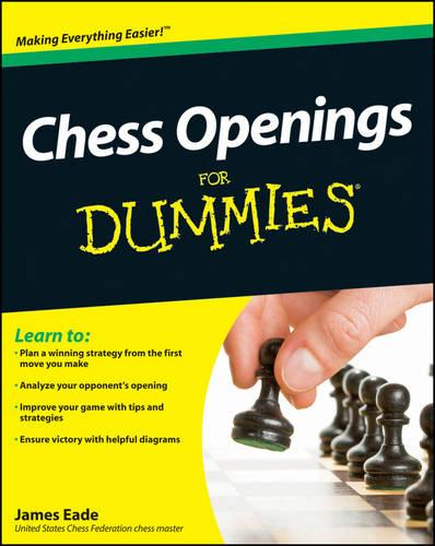 Chess Openings For Dummies (Paperback)