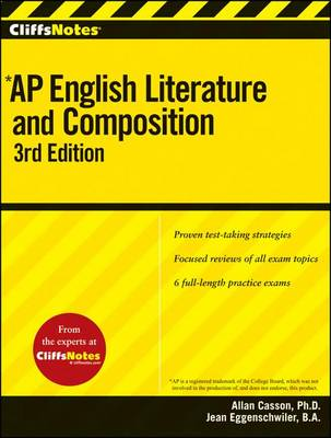 CliffsNotes AP English Literature and Composition: 3rd Edition (Paperback)