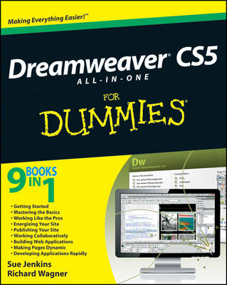 Dreamweaver CS5 All-in-one For Dummies (Paperback)