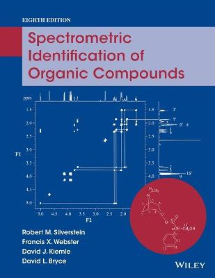 Spectrometric Identification of Organic Compounds (Paperback)