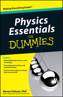 Physics Essentials For Dummies (Paperback)