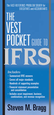 The Vest Pocket Guide to IFRS (Paperback)