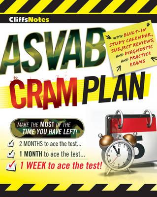CliffsNotes ASVAB Cram Plan (Paperback)